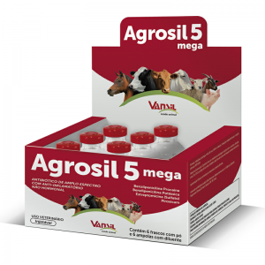 Display Agrosil 5megax6unid