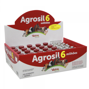 Display Agrosil 6 milhoes
